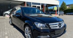 Mercedes-Benz C-Klasse C 220 CDI BlueEfficiency Avantgarde